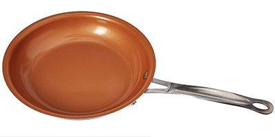 Gotham Steel 9.5 Inch Non-Stick Grill Pan