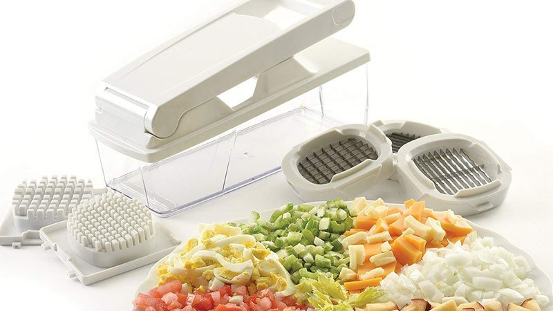 Recommended Best Vegetable Dicers