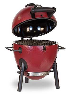 Char Griller Akorn Jr. Kamado Charcoal Grill