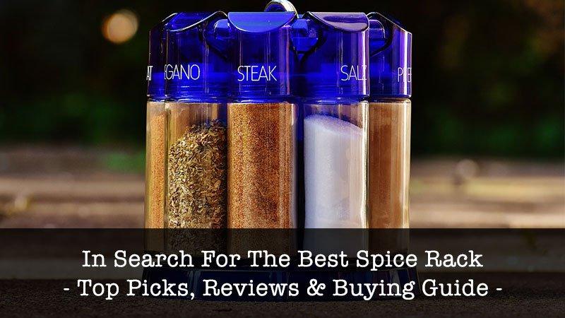 best spice rack