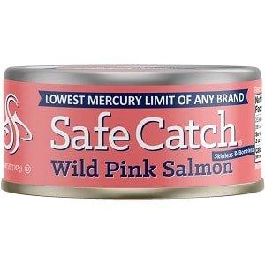 safe catch elitewild pink salmon