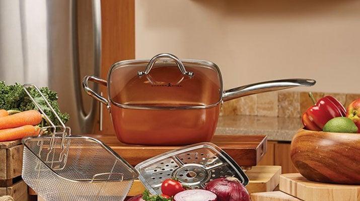 top 6 best copper chef pans