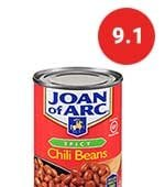 joan of arc chili