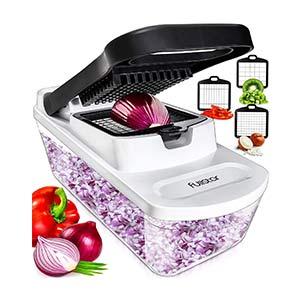 fullstar vegetable chopper dicer onion chopper