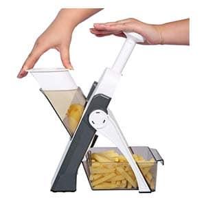 Adjustable Mandoline Slicer Safe Vegetable Slicer
