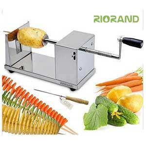 riorand twisted potato slicer